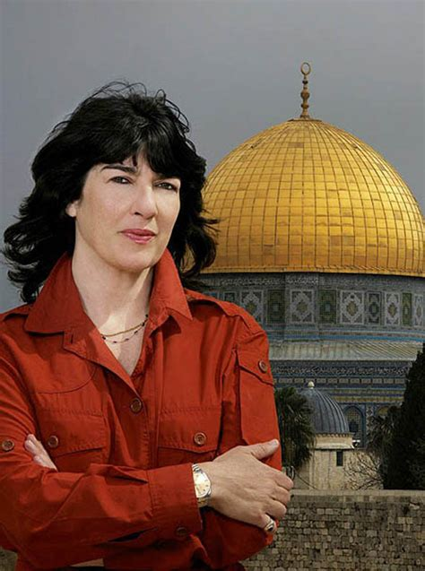 Christiane amanpour of the cnn is a january 2010 s news hall of fame