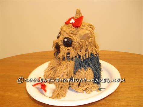 yorkie cake awesome yorkie cake