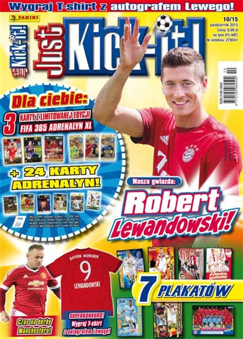 It S Just A Kick panini magazines cardzreview forums