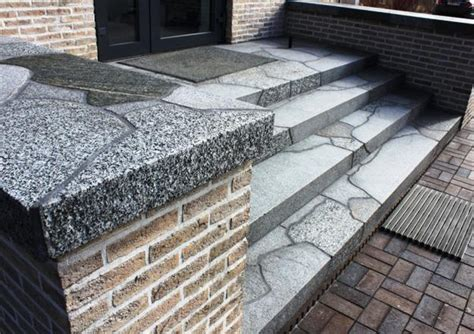 Brick Stairs Design Outdoor Staircase Design Modern Ideas And Materials