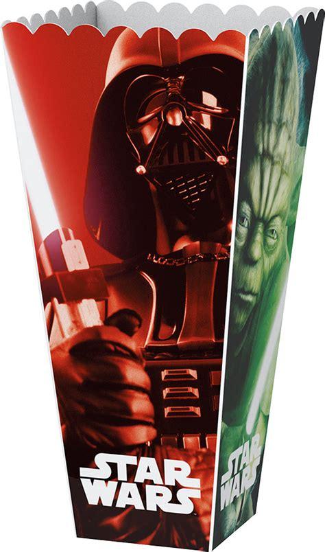 bicchieri per pop corn accessorio da tavola bicchiere da pop corn wars