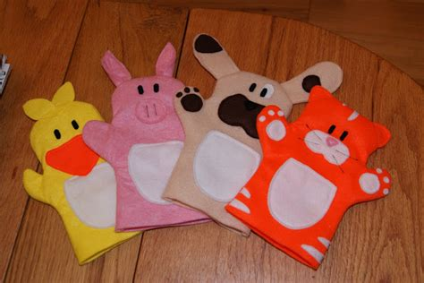 Handmade Puppets Patterns - threading my way 30 handmade gifts for boys