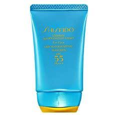 Shiseido Summer 2007 by Shiseido Ultimate Sun Protection Snob Essentials