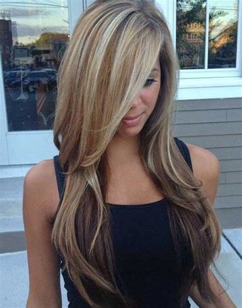 hairstyles long highlights 30 hairstyles for long hair