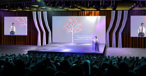 backdrop design for meeting conference staging ideas velocity av nationwide special