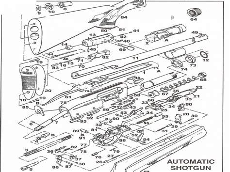remington 870 diagram remington 870 parts diagram sharkawifarm
