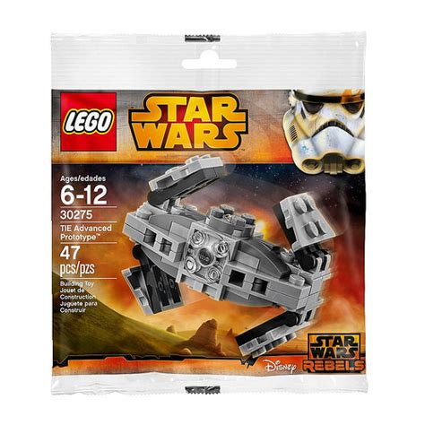 Diskon Lego 30275 Polybag Tie Advanced Prototype the brick fan tag archive lego wars