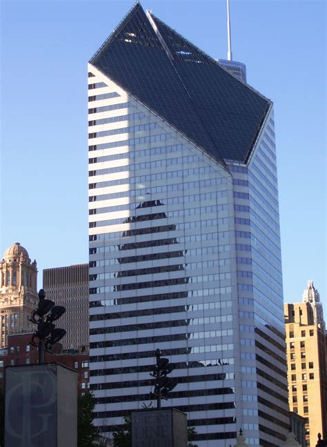 adventures in the construction world a house built out of file smurfit stone building chicago from millennium park jpg