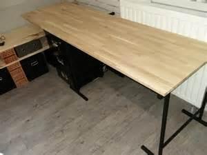 plan pour fabriquer un bureau en bois obasinc