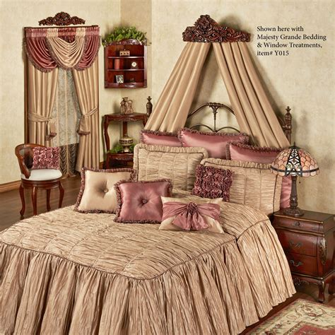 bed crowns victoriana wall teester bed crown