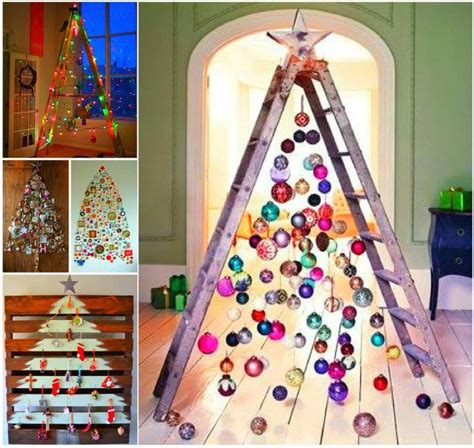 10 best ideas about alternative christmas tree on