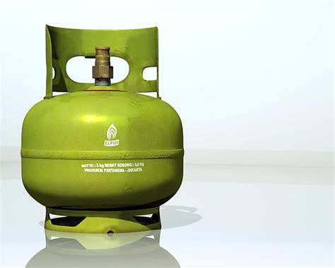 Gas Lpg 3 Kg Plus Isi tabung gas lpg dan aksesorisnya mengenal lebih dekat