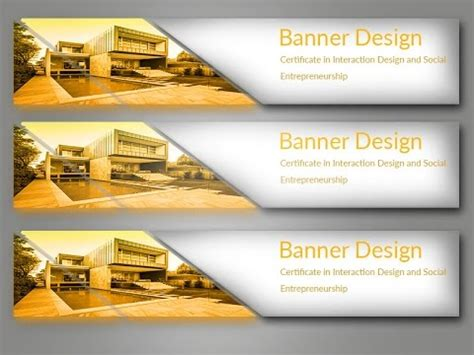 photoshop tutorial web design simple banner photoshop tutorial simple web banner design youtube
