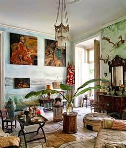 Eclectic Interiors by Moon To Moon The Home Of Tomas Colaco