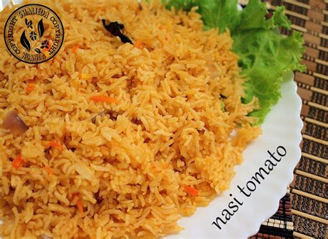 Panci Buat Masak Nasi pesona cinta cida de nuanza nasi tomato