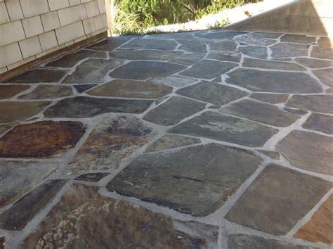 refinishing slate tile floors  deep cleaning california tile restoration