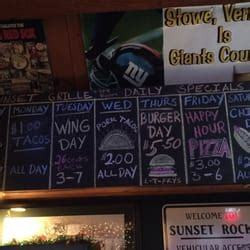 sunset grille tap room stowe vt sunset grille tap room 16 photos 75 reviews american traditional 140 cottage club rd