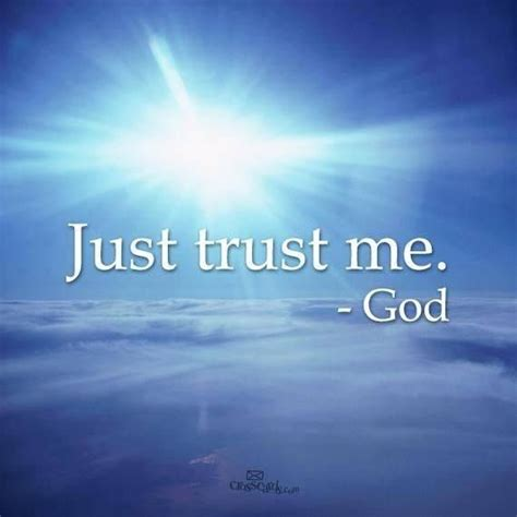Just Trust Me trust me quotes trust me sayings trust me picture quotes