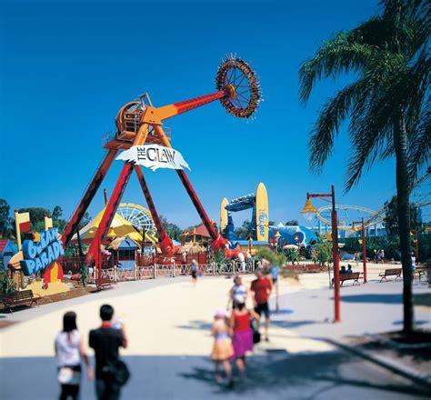 themes parks gold coast dreamworld gold coast