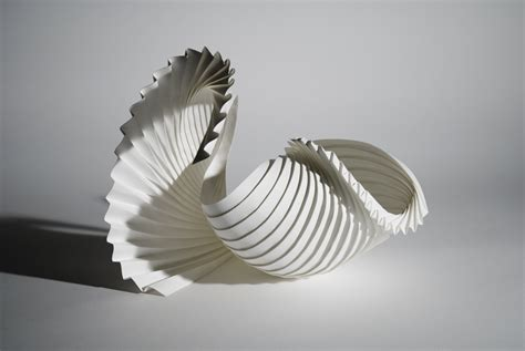 Paper Folding Sculpture - things to do with in la this summer the