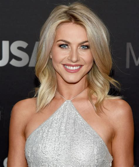 what type of hair does julianne hough have did julianne hough have her best hair day ever julianne