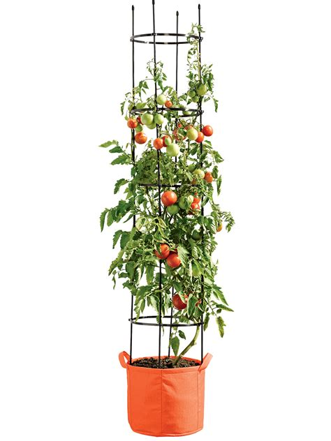 gardener s best 174 tomato grow bag set