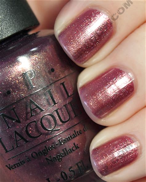 Opi 2010 Hong Kong Collection Meet Me On The Ferry Nail Lacquer Review by Opi Hong Kong Collection Swatches Review Comparisons