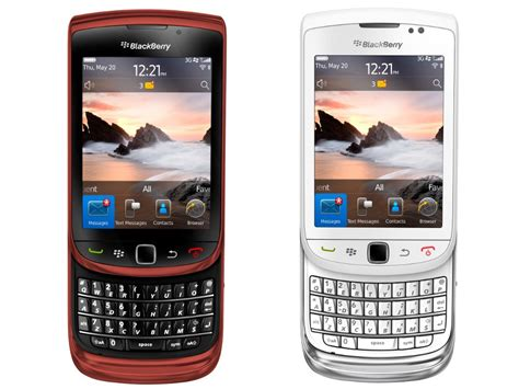 Slider Blackberry 9800 Torch Satu Set blackberry torch 9800 now available in and white