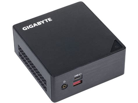 gigabyte gb bsi5ha 6200 brix mini pc i5 6200u 2 3ghz 2