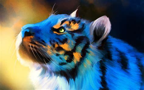 blue artist wallpaper 1024x768 40134