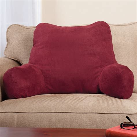 backrest bed pillow backrest pillow pillow with arms bed rest pillow walter drake