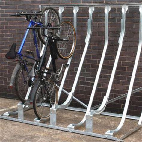Vertical Bike Racks by Sevenoaks Semi Vertical Bike Rack Cycleracks