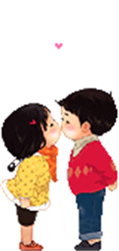 imagenes gif de anime de amor besitos de amor im 225 genes y tarjetas