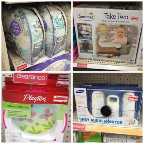 target baby section target weekly clearance update all things target