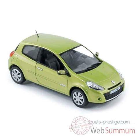renault green renault clio 2009 appel green norev 517591 dans renault