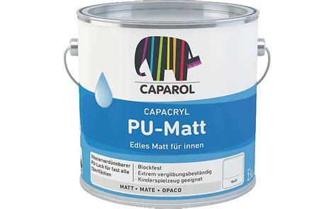 Capacryl Pu Matt Caparol