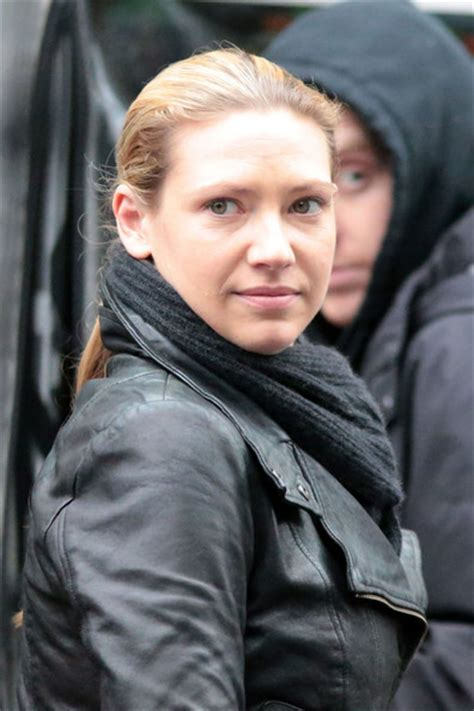 claire danes and anna torv more pics of anna torv leather jacket 3 of 8 anna torv