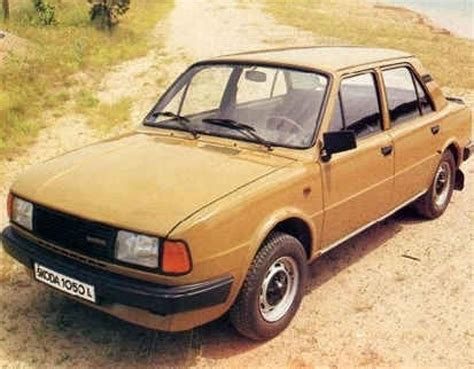 skoda 1980 models 1980 skoda 120 l related infomation specifications weili