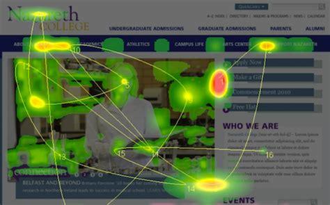 menu design eye movement website design 3 top tips for effective website