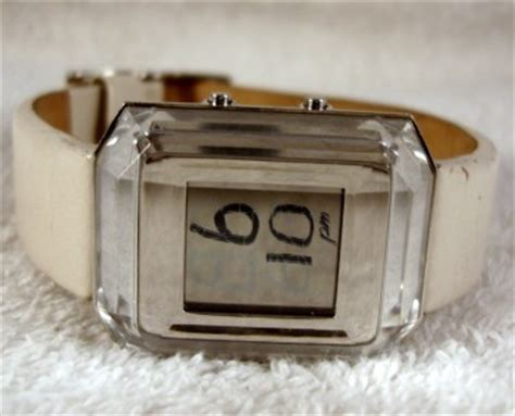 Frank Gehry Designed Fossil by Frank Gehry Fossil Womens Leather Band Gh2027