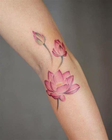 tattoos de flores 1001 ideas de tatuajes de flores en diferentes estilos