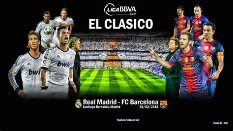 barcelona el clasico wallpaper el clasico wallpaper by jafarjeef on deviantart