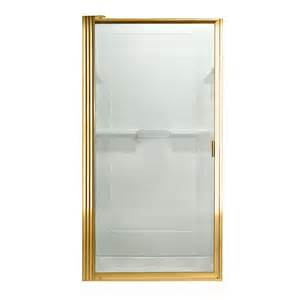 american standard shower door american standard am0080 prestige framed pivot shower door
