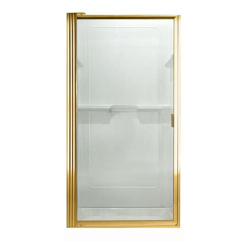 shower door frames door frame framed shower door parts