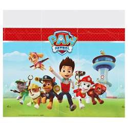paw patrol table cover target