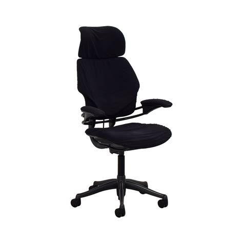 human chair 90 human scale human scale black freedom chair with