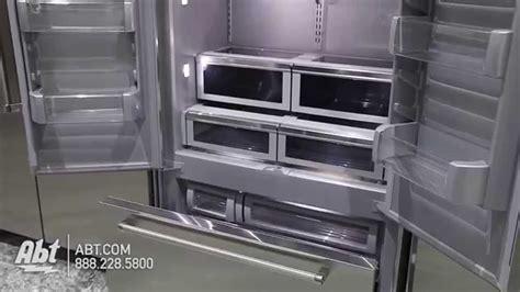 Kitchenaid Fridge Grey Interior Kitchenaid 42 Built In Stainless Steel Door