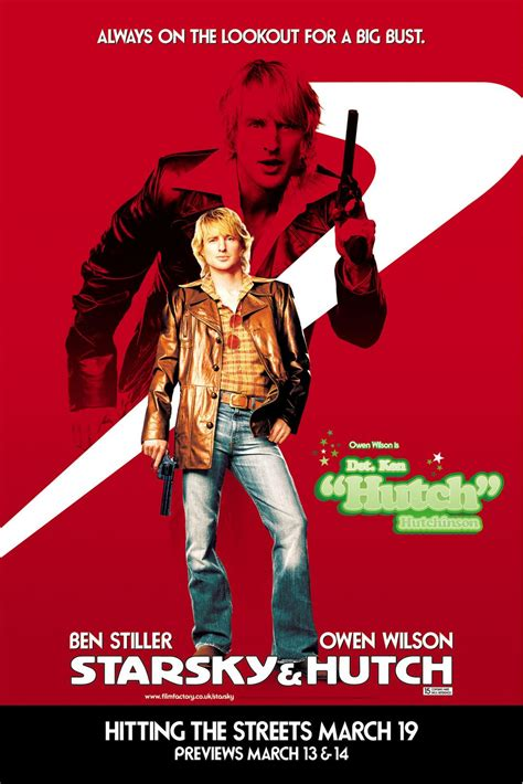Starsky And Hutch 2004 Starsky Amp Hutch 4 Of 7 Extra Large Movie Poster Image