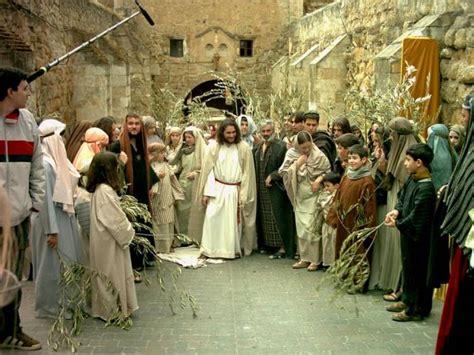 imagenes de jesus en jerusalen cristo entrando en jerusalen jose antonio del castillo
