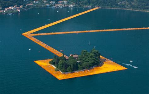 floating piers the floating piers official website of lake iseo